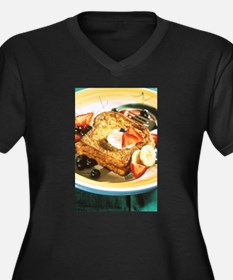 French Toast Plus Size T-Shirt