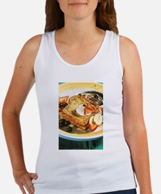 French Toast Tank Top