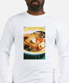 French Toast Long Sleeve T-Shirt