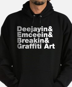 Four Elements of Hip Hop Hoody