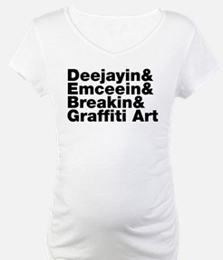 Four Elements of Hip Hop Shirt