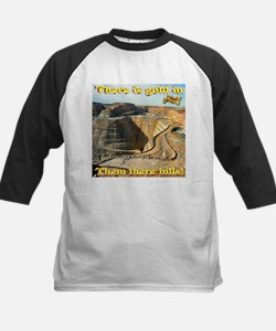 Gold Mine Nugget In The Sky Tee