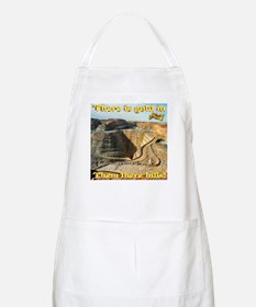 Gold Mine Nugget In The Sky Apron