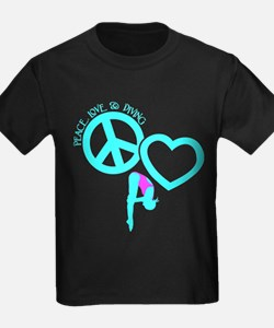 PEACE-LOVE-DIVING T