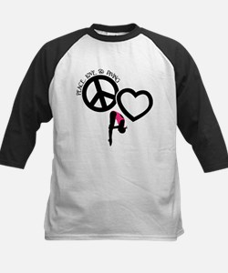 PEACE-LOVE-DIVING Tee