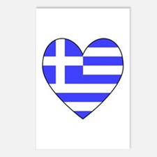 Greek flag postcards greek flag post card design template for Greek flag template