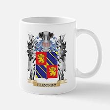 Elizondo Coat of Arms - Family Crest Mugs