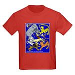 Zoo Fun! Kids Dark T-Shirt