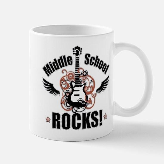 Middle School Rocks Mug