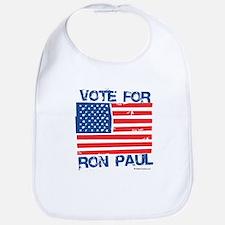 Vote for Ron Paul 2008 Bib