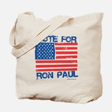 Vote for Ron Paul 2008 Tote Bag