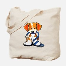 Brittany Unleashed Tote Bag