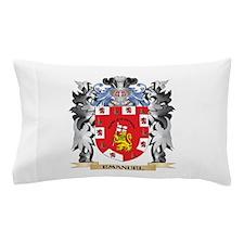 Emanuel Coat of Arms - Family Crest Pillow Case