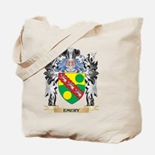 Emery Coat of Arms - Family Crest Tote Bag