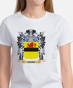 Emms Coat of Arms - Family Crest T-Shirt