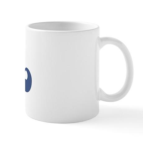 Fox (sport-blue) Mug