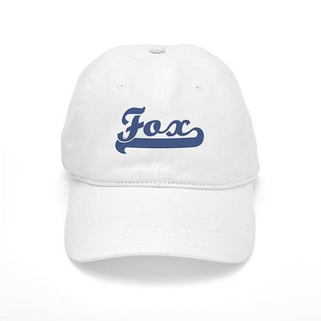 Fox (sport-blue) Cap