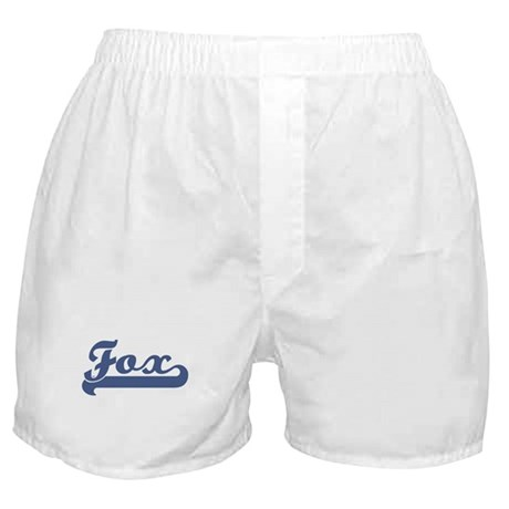Fox (sport-blue) Boxer Shorts