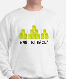 Stacking Race Sweatshirt