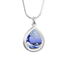 Surf's Up! The Great Wave Necklaces