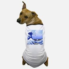 Surf's Up! The Great Wave Dog T-Shirt