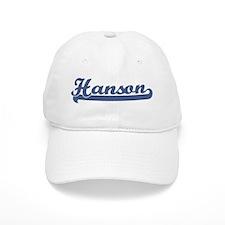 Hanson (sport-blue) Baseball Cap