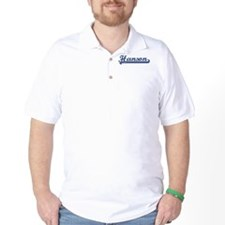 Hanson (sport-blue) T-Shirt