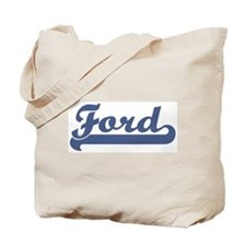 Ford (sport-blue) Tote Bag