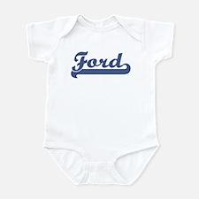 Ford (sport-blue) Infant Bodysuit