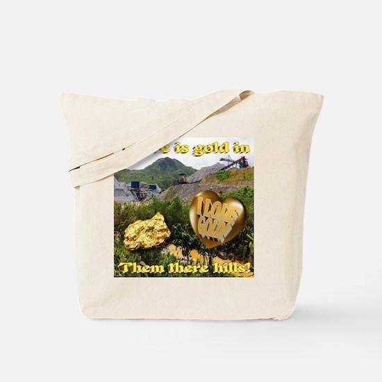 Virtual Gold Mine Philippines Tote Bag