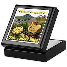 Virtual Gold Mine Philippines Keepsake Box