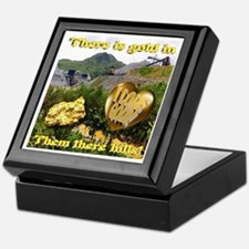 Virtual Gold Mine Philippines Keepsake Box