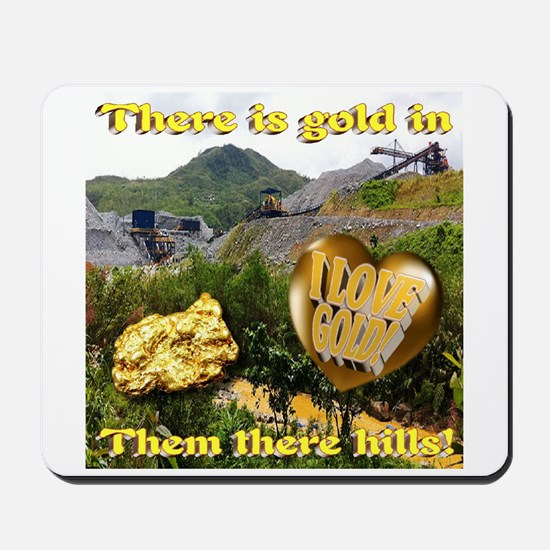 Virtual Gold Mine Philippines Mousepad