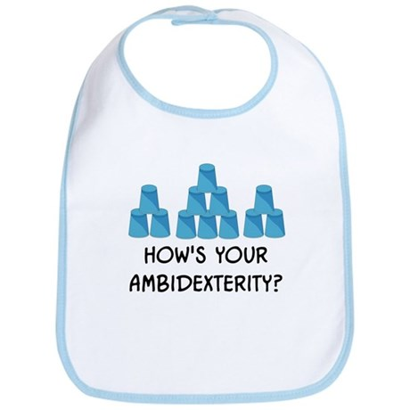 Ambidexterity Bib