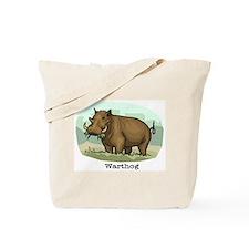 Warthog Tote Bag