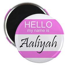 """Aaliyah 2.25"""" Magnet (10 pack)"""