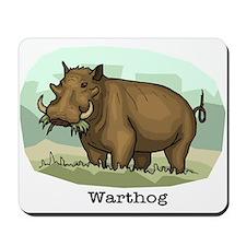 Warthog Mousepad
