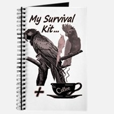 Parrots and Coffee Journal