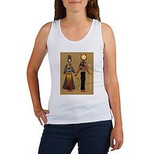 Isis and Nefertiri Women's Tank Top