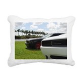 Dodge Rectangle Canvas Pillows