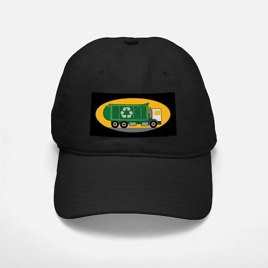 Recycling Truck Baseball Hat