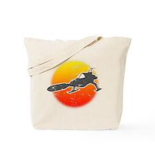 UFO Interceptor Tote Bag
