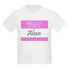 Alexa Kids T-Shirt