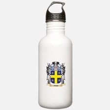 Faas Coat of Arms - Fa Water Bottle