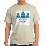 Stacking Champ Light T-Shirt