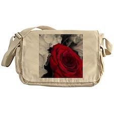 Elegant Rose Messenger Bag