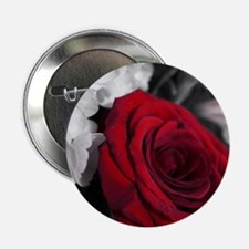 "Elegant Rose 2.25"" Button"