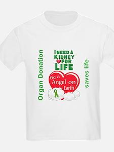 Kidney For Life T-Shirt