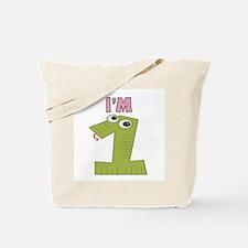 I'm 1 Tote Bag