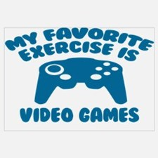 My Favorite Exercise is Video Games